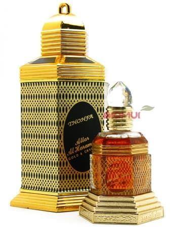 Масляные духи Thohfa AttarЭксклюзивные духи<br>Дорогой клубный мужской аромат порадует гурманов восточной парфюмерии.<br>