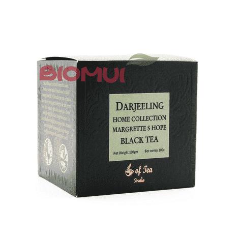 """Натуральный крупнолистовой черный чай """"Darjiling"""" (сорт Margrette's Hope)"""