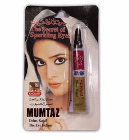 """Натуральная полужидкая сурьма для глаз """"Mumtaz Delux Kajal"""" от BioMui"""