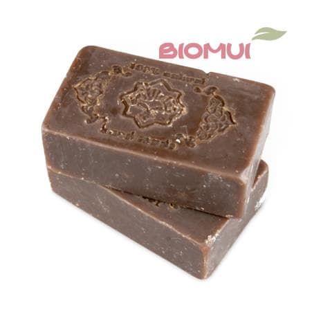 Мягкое мыло-скраб с вишневой косточкой