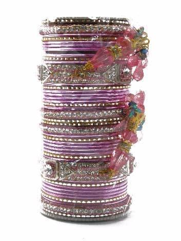 Свадебный набор браслетов Vedinga (Розовый)Украшения<br><br>