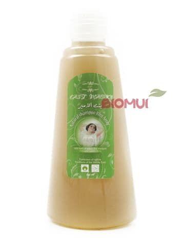 """Натуральный шампунь с маслом цветов руты душистой """"Bint Amer"""" от BioMui"""