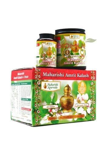 Биоактивный аюрведический комплекс Amrit Kalash Maharishi AyurvedaПищевые и витаминные добавки<br>Amrit Kalash является уникальным аюрведическим средством, устраняющим свободные радикалы, а также служит хорошей профилактикой рака и атеросклероза.<br>