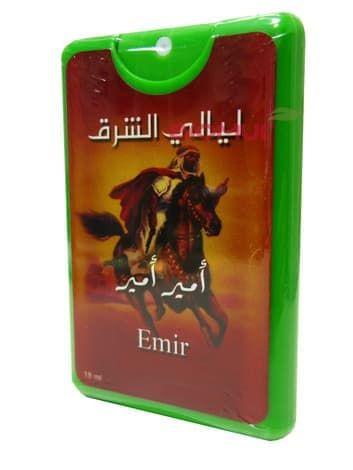 Натуральные масляные духи Emir (Эмир)Духи масс маркет<br>Насыщенный свежий запах с осенним подтоном.<br>