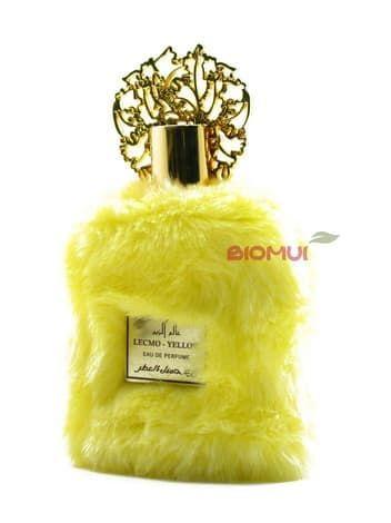 """Элитные арабские духи """"Lecmo Yellow"""""""