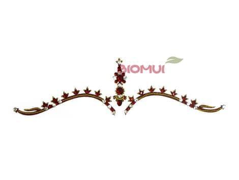 Бинди с надбровными украшениями (тату из страз) PrincessБинди<br><br>