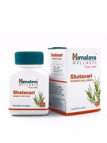 Шатавари Shatavari (Asparagus racemosus) Himalaya