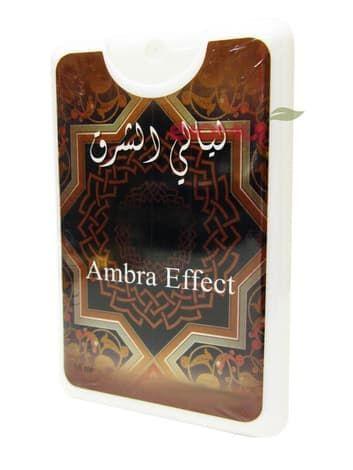 Натуральные масляные духи Ambra EffectДухи масс маркет<br><br>