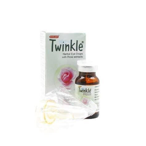 Увлажняющие капли для чувствительных глаз TwinkleКапли для глаз и носа<br>Созданы для частого и ежедневного применения. Увлажняют, охлаждают, снимают болезненность с глаз.<br>