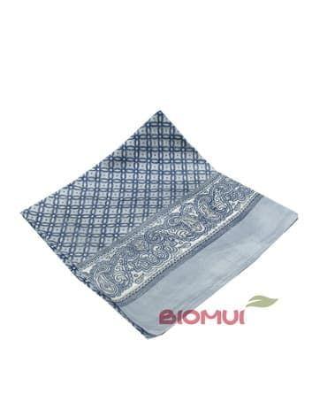 Шелковый платок (нежно голубой)Платки<br><br>