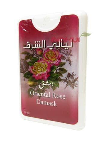 Натуральные масляные духи Oriental Rose Damask (Восточная Роза Дамаска)Духи масс маркет<br>Нежный и приятный цветочный аромат с деликатной розовой ноткой.<br>