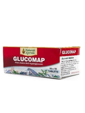 "Глюкомап (Glucomap) ""Maharishi Ayurveda"""