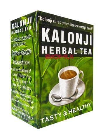 Травяной чай с черным тмином KalonjiНатуральный чай<br>Напиток имеет теплый, согревающий вкус с выраженными ванильными нотками. Стимулирует иммунитет и укрепляет все системы организма.<br>