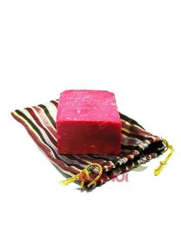 Лечебное розовое мыло «Varda Faresiya»