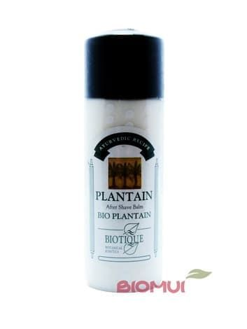 Лосьон для мужчин после бритья c подорожником Био-Плантейн BiotiqueКрем<br>Лосьон представляет собой лёгкую сыворотку с интенсивным увлажняющим, а также успокаивающим действием на раздраженный кожный покров лица.<br>