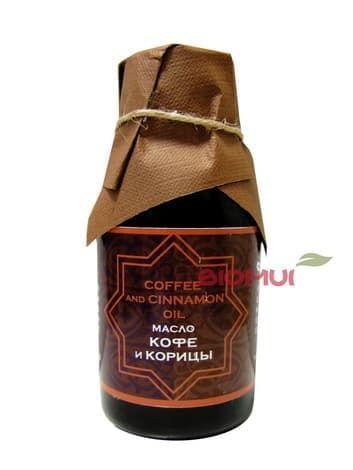 """Масло кофе и корицы (мацерат) """"Zeitun"""" от BioMui"""