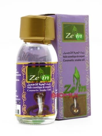 """Змеиное масло для ускорения роста волос """"Zein"""" от BioMui"""