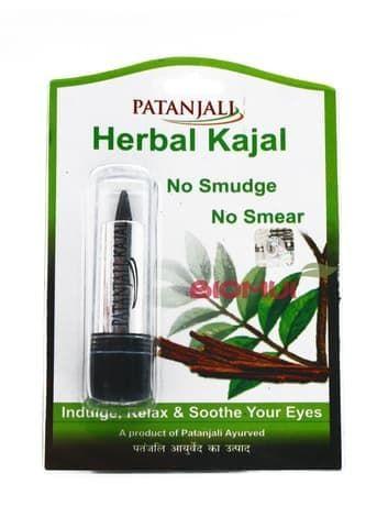 Натуральный каджал-сурьма для глазСурьма для глаз<br>Очень богатый травами и омолаживающими маслами каджал. Идеален на каждый день для интенсивного восстановления.<br>