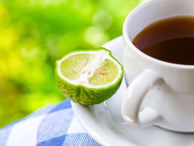 Чай эрл грей с бергамотом