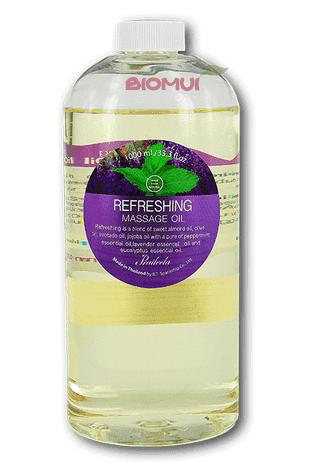 """Освежающее массажное масло """"Praileela"""" от BioMui"""