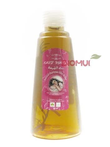 Шампунь с розмарином Bint Al DeaНатуральный шампунь<br>Шампунь Bint Al Dea, или «Дочь Природы», создан для ухода за жирными волосами и комбинированной кожей головы.<br>